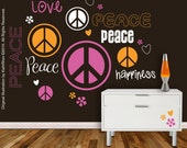 Peace by KathWren - Vinyl Wall Decal
