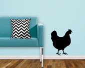Chicken Eggs and Chicks - Vinyl Wall Decal - SALE