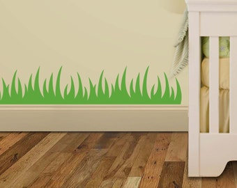 Grass - vinyl wall decal