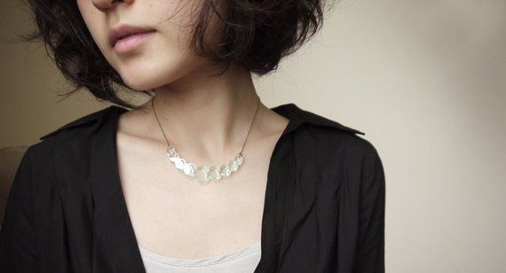 I'M NOT FRAGILE necklace S