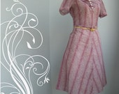 Stunning Vintage Lace dress size 12