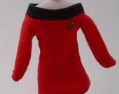 Star Trek uniform for Blythe