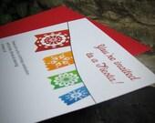 Printable Fiesta Invitation - Birthday, Wedding or Shower
