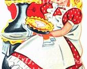 You're As Nice As Pie Valentine Vintage Digital Images
