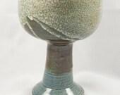 Sea Foam Goblet, Renaissance style