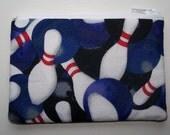 Bowling coin purse
