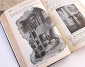 Antique 1921 Illustrated Engineers and Mechanics Guide 6:Firing/Oil Burners/Stokers/Repairs