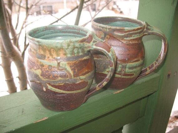 Large Round Mug
