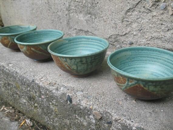 Wedding Registry for Deena and Gideon: Set of 4 Bowls