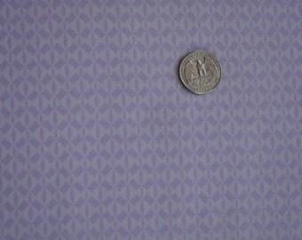 CLEARANCE - Bloom diamonds in purple - 1 yard