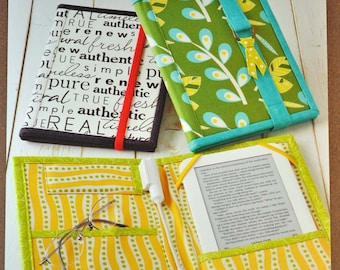 Reader Wrap pattern for Nook, Kindle and others