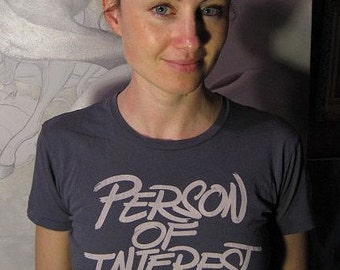 Person Of Interest tee