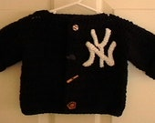 NY Yankees Sweater - Simple Baby