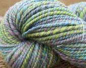 """Handspun Wool Yarn """"Easter Fields"""""""