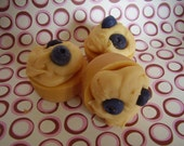 Blueberry Muffin, Bakery Wax Tarts, Scented Tart Melts, Food Candles, Wickless Wax, Dessert Candles, Handpoured Handmade, Highly Scented