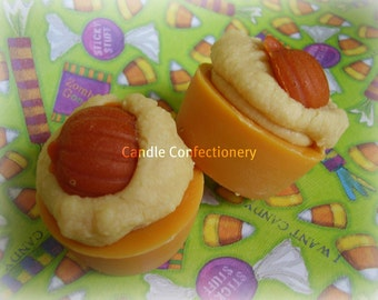 Sweet Cinnamon Pumpkin Bakery Tarts