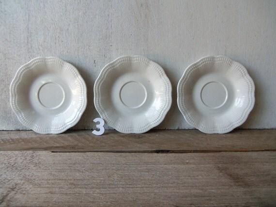 Set of 3, Vintage Mikasa Plates