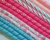 12yds--Cotton Candy Cupcake--So Cute--Korker Ribbon
