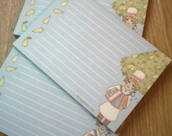 Pear Tree notepad by Lilly Piri