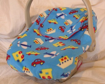 Infant Car Seat Carrier Cover - On the Go