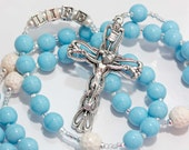Personalized Ladies Golf Rosary
