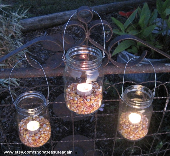 Custom Diy Lanterns Wide Mouth Mason Jar Hangers Ball Jar