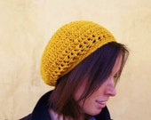 The Wool Mustard Slouch