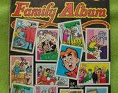 Vintage Archie Family Album comic