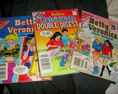 Archie comics reserved for amliontaki