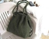 Avocado Green Eco Bag