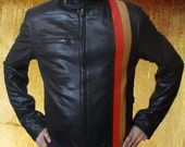 X-MEN Cyclops Biker Style Expensive Cow Hide Leather Jacket in all sizes