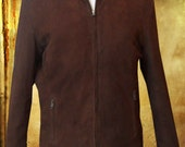 Mission Impossible 3 Suede Leather Jacket in all Sizes