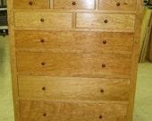 Custom Cherrywood Dresser