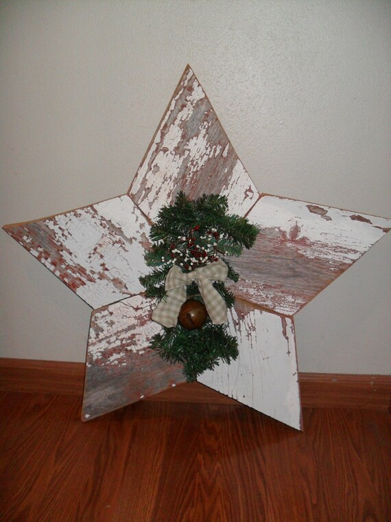rustic christmas craft ideas items similar to rustic white on etsy 5349