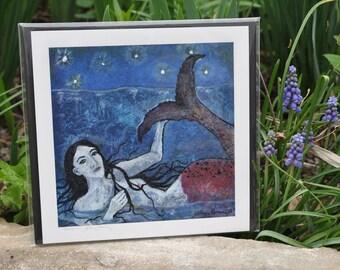 Starswim Giclee Print
