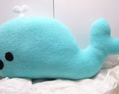 Sammy the Whale Plushie