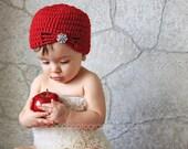 Flapper Hat Crochet Pattern - Instant Download Crochet Pattern
