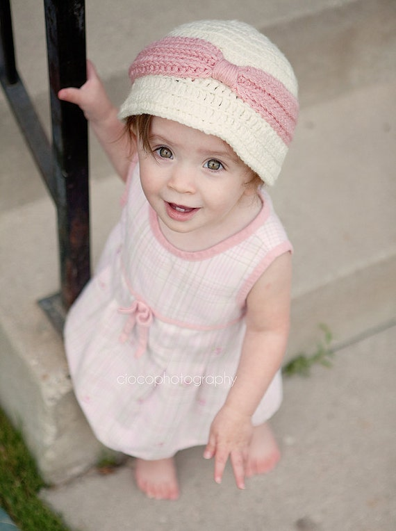Serenity Sun Hat Crochet Pattern - All Sizes Teen to Adult - Instant Download Crochet Pattern
