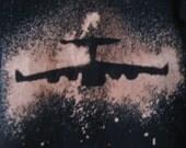 Airplane Silhouette Shirt