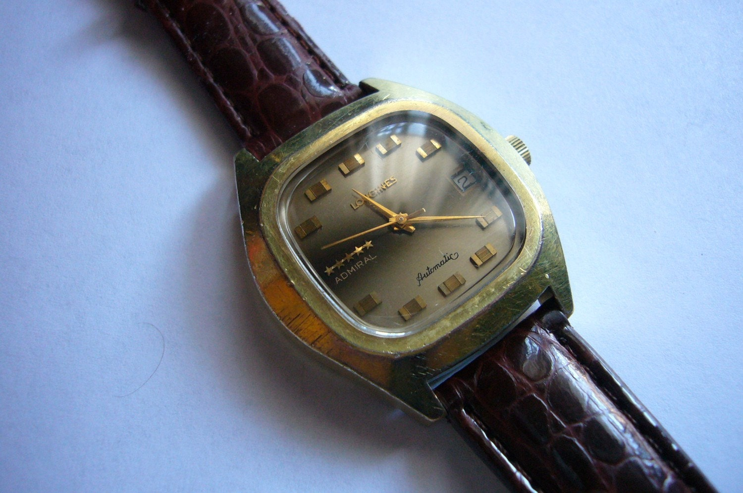 mens vintage longines wrist watches KITTS