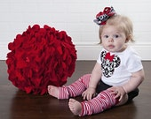 Mini Mouse Damask Outfit