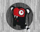 Vampire Monkeye plush