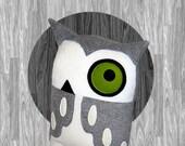 Plush Owl Snowy