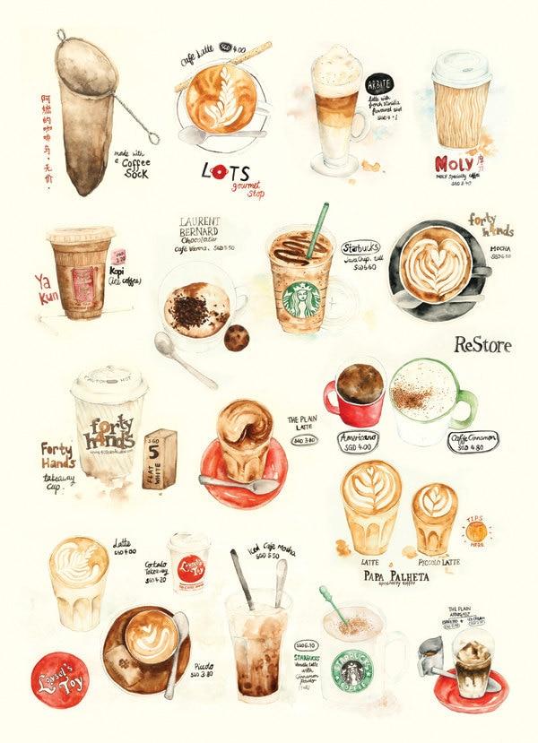Bff Cafe Menu