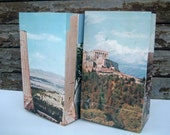 Handmade Gift Bags European Vintage Paper Ephemera