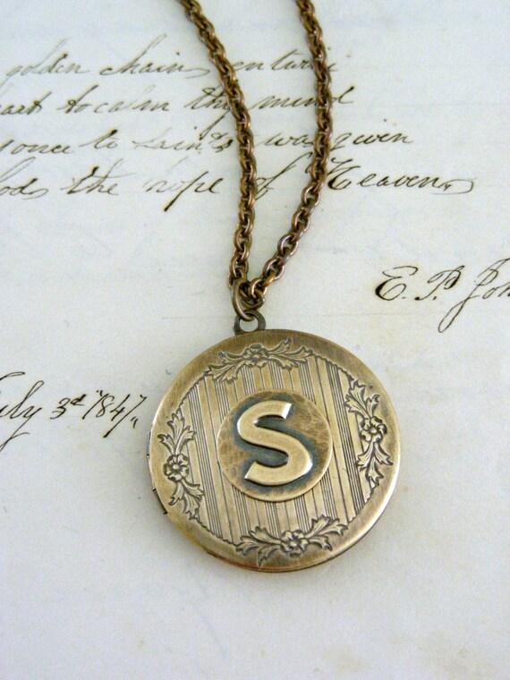 Items Similar To Locket Necklace