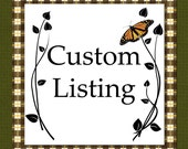 Custom Listing for AE