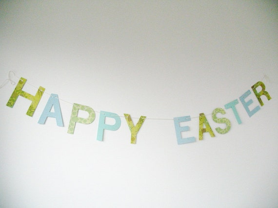 SALE Happy Easter banner