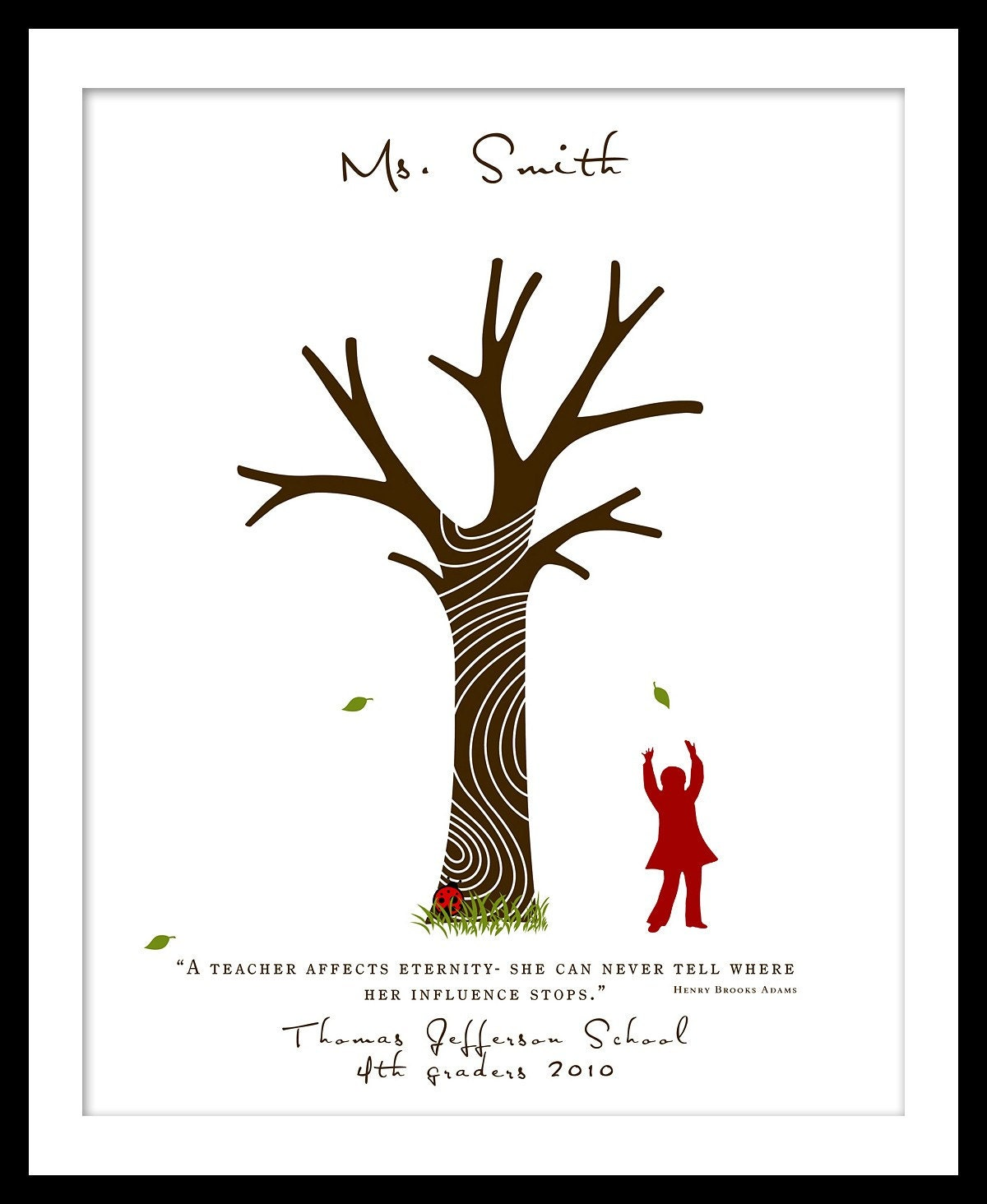 poem for printable thumbprint tree for baby shower just b cause