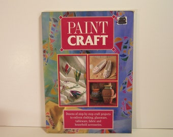 Paint Craft Book